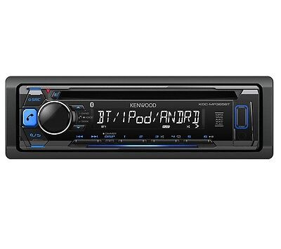 KENWOOD KDC-MP365BT IN-DASH CD MP3 USB BLUETOOTH IPOD CAR STEREO RADIO RECEIVER
