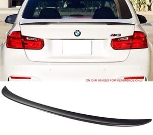 2012 - 17 BMW 3 Series F30 Performance Carbon Trunk Spoiler