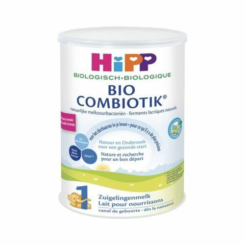 1 Can Dutch HiPP Organic Combiotik Infant Milk- Stage 1 - 800g w/DHA