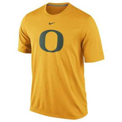 Nike University of Oregon Ducks Dri Fit Logo Legend T-Shirt- Medium Nike Oregon Ducks