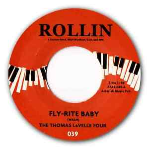 THOMAS-LaVELLE-FOUR-FLY-RITE-BABY-PUMPING-PIANO-BOP-HEAR-BOTH-SIDES