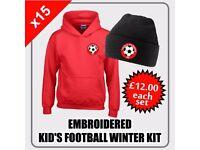 Kid's Winter Football Deal