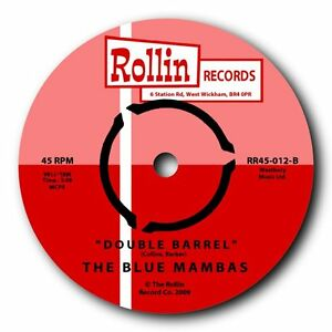 THE-BLUE-MAMBAS-DOUBLE-BARREL-FABULOUS-SURF-INSTRO-b-w-COMIN-HOME-BABY