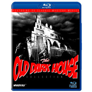 OLD DARK HOUSE COLLECTION (SD Blu-ray) Boris Karloff The Ghoul 1933
