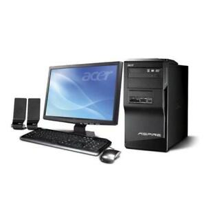 Seller refurbished PC from 2008, Acer Apire M1201