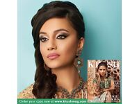 Asian bridal makeup artist and hair styling using top brands
