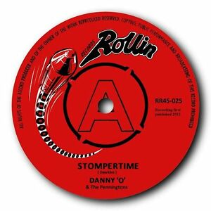 DANNY-O-THUNDER-BAY-PHANTOM-b-w-STOMPERTIME-TWO-GREAT-INSTRUMENTALS-HEAR