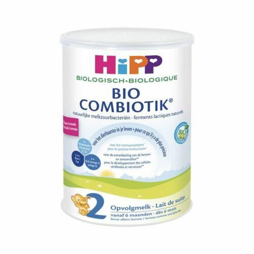 1 Can Dutch HiPP Organic Combiotic Follow Milk - Stage 2 -800g w/DHA