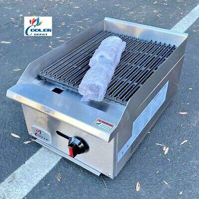 New 16 Radiant Broiler Model Cd-rb16 Char Grill Commercial Restaurant Nsf Etl