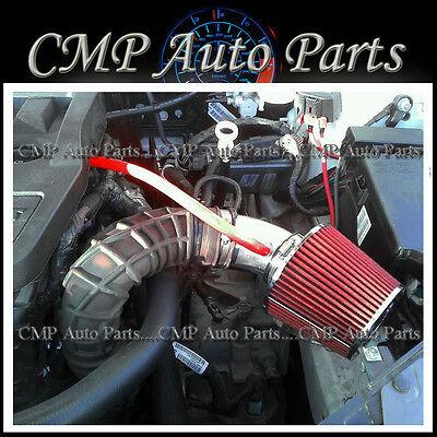 2007-2010 DODGE AVENGER Chrysler Sebring 2.4L L4 AIR INTAKE KIT SYSTEMS RED ()