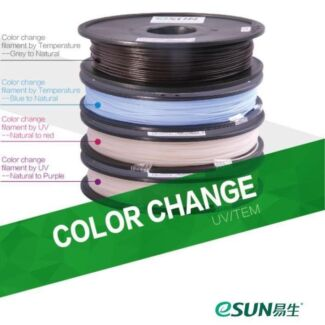 eSun Colour Changing PLA Filament 1.75mm 0.5kg