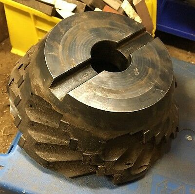 6fl K Tool 8 Chamfer Shell Slab Mill Cutter Machinist Milling Machine A 6700 3