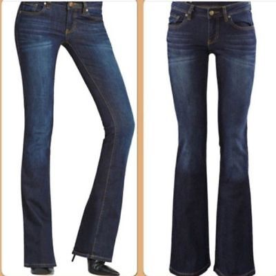 108 In Jeans - CAbi Galaxy Wash Slim Boot Jeans Size 14 ~ 32