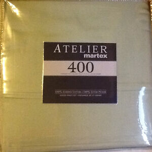 Atelier Martex 400 thread count Sheets