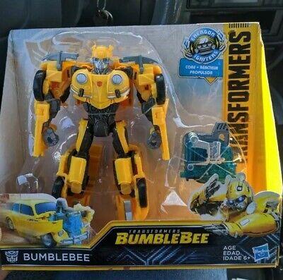 "Transformers Energon Igniters Nitro Series Bumblebee Action Figure | Hasbro | 7"""