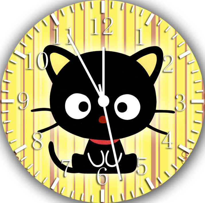 Chococat Frameless Borderless Wall Clock For Gifts or Home Decor E147