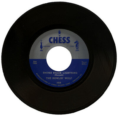 """HOWLIN' WOLF  """"SMOKE STACK LIGHTNING""""   ALL TIME CLASSIC R&B"""