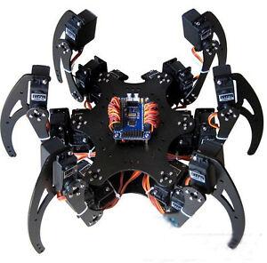 Spider robot arduino