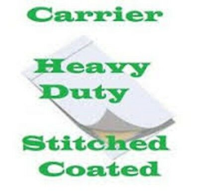 Carrier Sleeves For Laminating Laminator Pouches Legal Stitched Coated 5 Pk