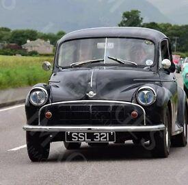 Morris Minor 1959