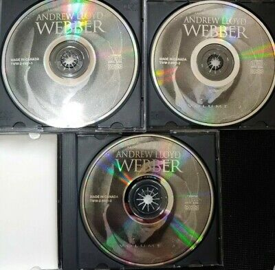 Andrew Lloyd Webber The Music The Magic CD Orlando Pops Orchestra New 3 Import Andrew Lloyd Webber Import