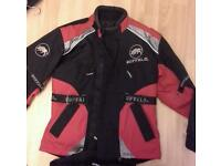 Motorcycle jacket size xs textile excellent condition