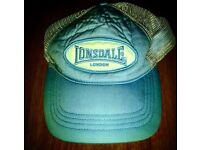 Lonsdale Girl Size Cap