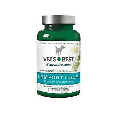 Comfort Calm 30ct for Dogs - Helps reduce stress & tension from travel