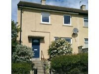 Two Bedroomed Semi Detatched House in good location for local coop School , community centre & park
