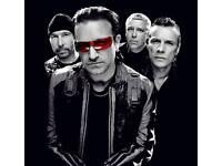 U2 Tickets - BEST SEATS - Twickenham Stadium - Saturday 8th July