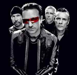 U2 Tickets May 12th 2017 w/ Mumford and Sons