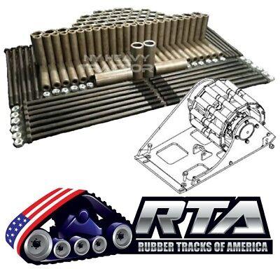 One Sprocket Repair Kit Fits Asv Rc85 Rc100 Rcv Both Sides 0302-635 0302-765