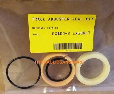 Hitachi Excavator Track Adjuster Seal Kit. Ex120-2 Ex120-3
