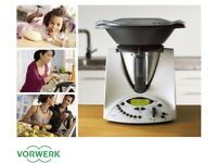 vorwerk thermomix tm31 food processor with all accessories excellent condition + uk delivery option