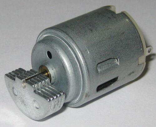 Massager and Seat Vibrator Motor - 3 V DC - 1.5 to 4.5 VDC - 2400 RPM Vibration