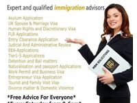 RELIABLE IMMIGRATION ADVICE