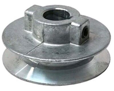 Chicago Die Cast Single V Groove Pulley A Belt 4 Od X 34 Bore