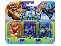 Skylanders swap force and superchargers (Xbox 360/PS3/Nintendo Wii U/Wii/3DS)