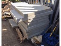 65mm Smooth York Stone for Sale
