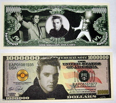 In Memory of Elvis Presley King of Rock and Roll Recording The King collectable on Rummage