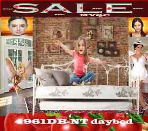 daybed w-trundle, couches, sleeper divans, bed mattresses, 4961