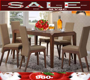 reasonable dining room tables & benches, armchairs, 960-1
