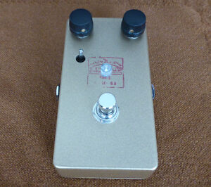 Lovepedal Tweed Twin Pedal