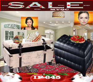 storage benches, ottomans chair, wing arm chairs, IF-645