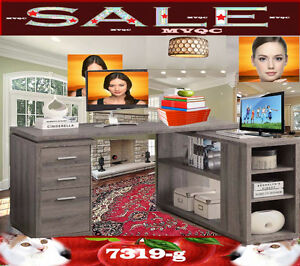 tv stands & console, modern corner pc & tv desks, chests, 7319,
