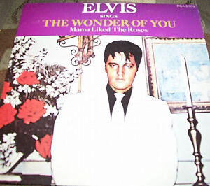 Collection of 5 Elvis 45's with Picture Covers London Ontario image 4