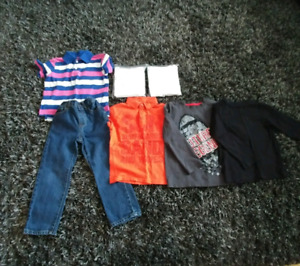 Boys Size 4 & 4T Lot