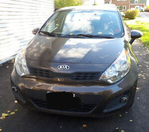 2013 Kia Rio EX GDI with only 57,000kms
