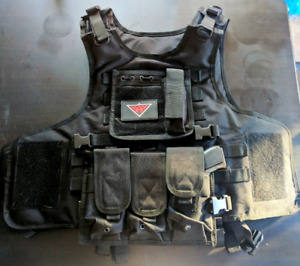Yakeda Tactical Vest for Paintball, Airsoft