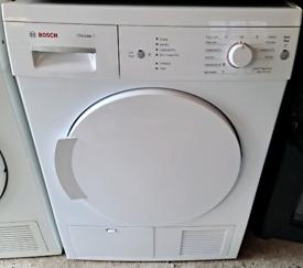 Bosch wte84106 condenser tumble dryer